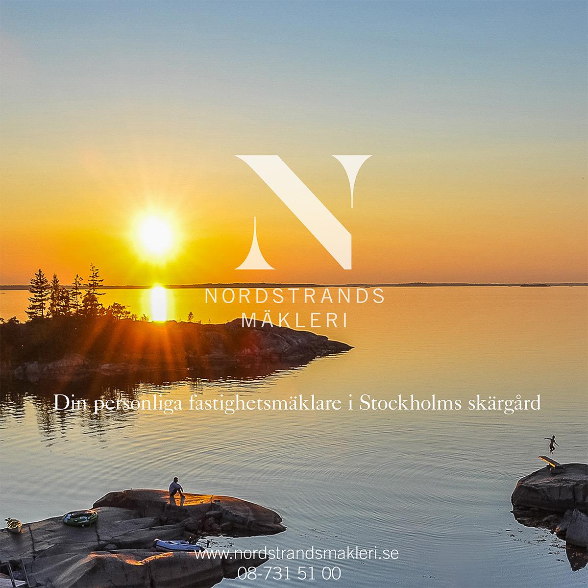 Nordstrands Mäkleri - Väder i skärgården - Din personliga fastighetsmäklare i Stockholms skärgård