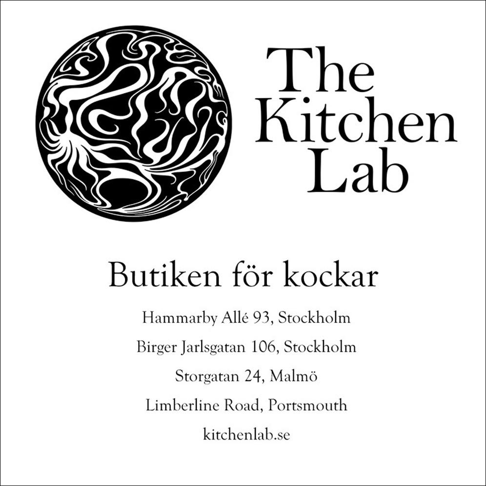 The Kitchen Lab - Väder i skärgården - Butiken för kockar
